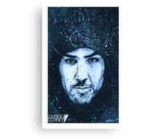"""Brendan Schaub"" Canvas Print"