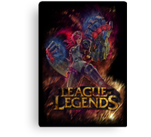 LoL Vi Canvas Print