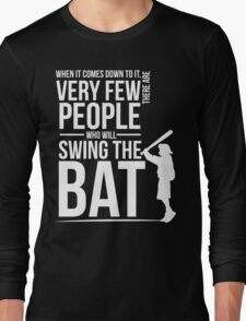 Take a Swing Long Sleeve T-Shirt