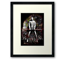 Batman Arkham City Robin Framed Print