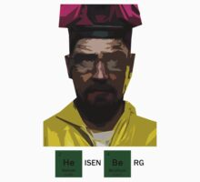 Heisnberg - Breaking Bad  by SNUGBUG