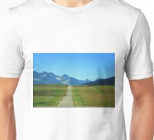 Take A Drive On A Country Road Unisex T-Shirt