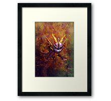 Spyro Framed Print