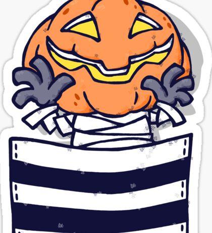 Halloween Monsters - Jack Sticker