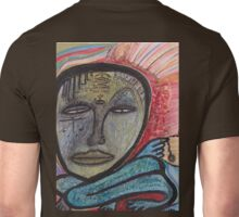 Hypnosis of the fallen moon child Unisex T-Shirt