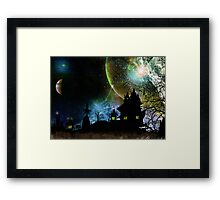 The Night Framed Print