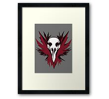 inFamous Infamous Framed Print
