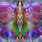 The Phoenix shall arise from within , Soaring high above the ashes below!!   . Best when viewed large . by TheBrit