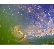 French Wave Photographic Print