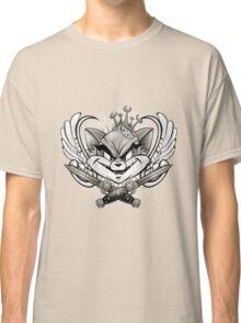 Hip Hop - King Kat Knives Ole Timey Classic T-Shirt