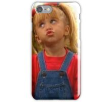 Michelle Tanner iPhone Case/Skin