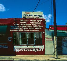 Nuevo Restaurant Fritanga by njordphoto