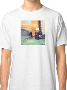 ::: { THE FIREMAN } ::: Classic T-Shirt