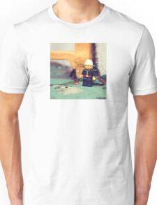 ::: { THE FIREMAN } ::: Unisex T-Shirt