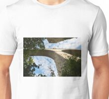 College Wood Viaduct Penryn Cornwall Unisex T-Shirt