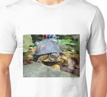 Eastern box turtle Unisex T-Shirt