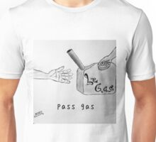 "PUN COMIC - ""PASS GAS"" Unisex T-Shirt"