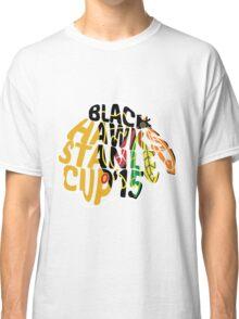 Chicago Blackhawks Stanley Cup 2015 Classic T-Shirt