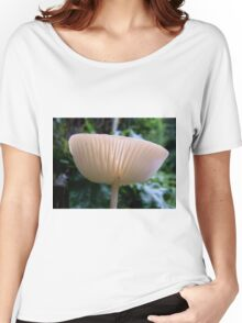 Fungi backlit Women's Relaxed Fit T-Shirt