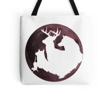 Moony, wormtail, padfoot and prongs Planet Tote Bag