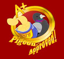 A+ Pigeon Approved Potato Chips! by Cusfer Zweifel