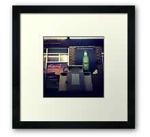 Suburbia #1 Framed Print