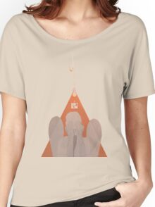 Don't blink... Women's Relaxed Fit T-Shirt