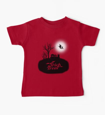 Trick or Treat 1 Baby Tee