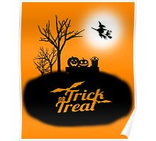 Trick or Treat 1 Poster