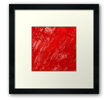 Love And Fury Framed Print