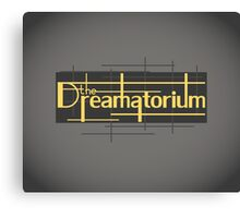 The Dreamatorium Canvas Print