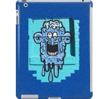 Graffiti Window Treatment iPad Case/Skin