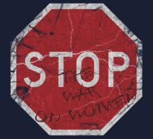 Stop the War on Women Kids Clothes