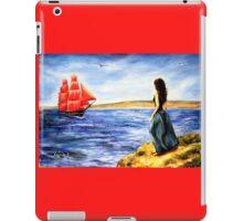 Scarlet Sails iPad Case/Skin