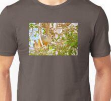 Spider Monkey In A Tree Unisex T-Shirt