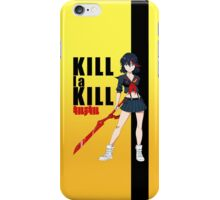 Kill la Bill iPhone Case/Skin