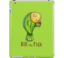Bill the Fish iPad Case/Skin