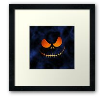 Jack Skellington Framed Print