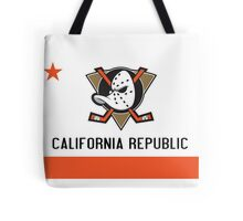 Ducks Flag Tote Bag
