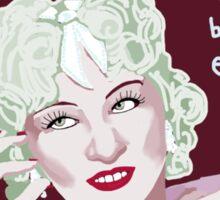 Oenomel - Mae West Sticker