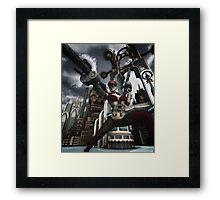 Steampunk Ursula 2 Framed Print