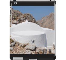 Church of The Holy Trinity, Halki iPad Case/Skin
