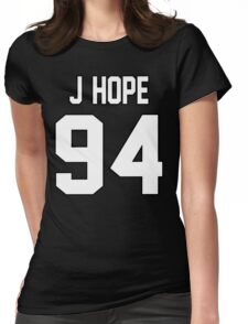 J-Hope Womens Fitted T-Shirt