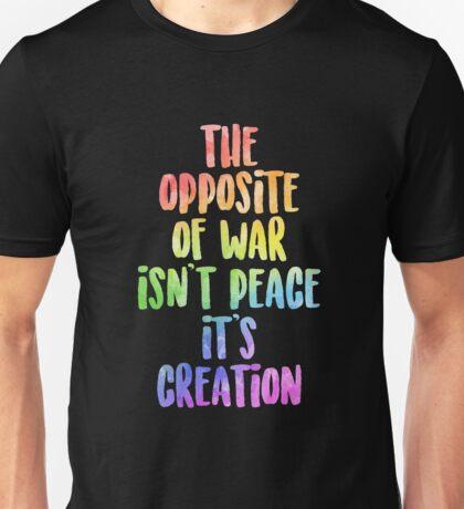 It's Creation!   RENT Unisex T-Shirt