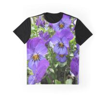 Violet Patch Graphic T-Shirt