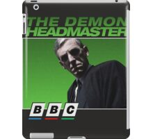Demon Headmaster 90s BBC iPad Case/Skin