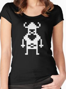 Pixel Viking Women's Fitted Scoop T-Shirt