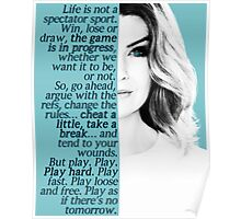Greys Anatomy <3 Poster