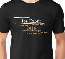 Joe Exotic For President T Shirt and Merchandise Unisex T-Shirt