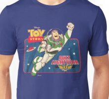 Vintage Buzz Lightyear Star Command Space Ranger   Unisex T-Shirt